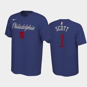 Philadelphia 76ers Mike Scott Earned T-Shirt